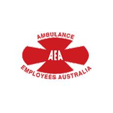 Ambulance Employees Association Logo - Ambulance Australia