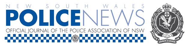 NSW Police News Logo