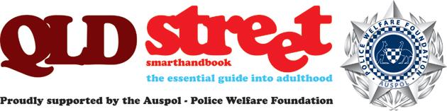 support adolescents - QLD Streetsmart handbook