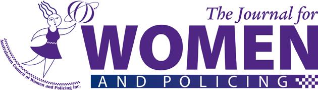 Women's Police Journal Logo