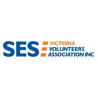 Victorian SES Volunteer Association Logo